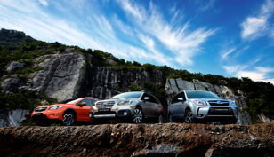 Открытие нового дилерского центра Subaru в Новосибирске
