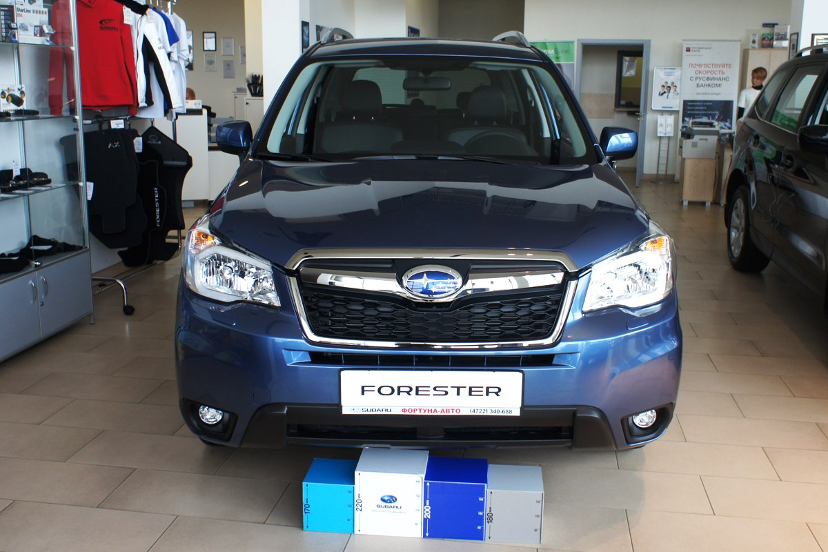 SUBARU FORESTER - Active Edition